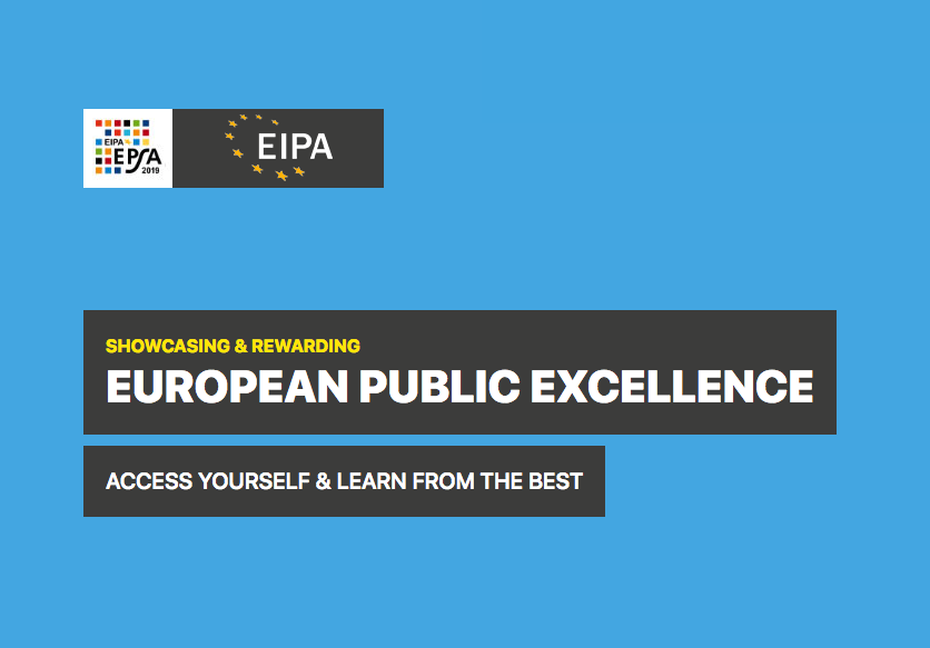 European Public Sector Award 2019 - European Public Sector